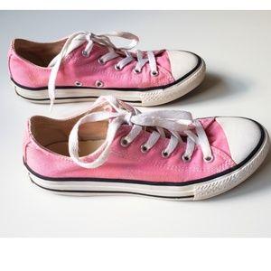 Converse Chuck Taylor All-Star Pink Kids 3 Wms 5